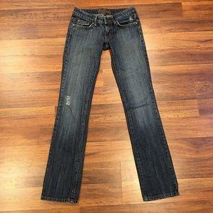 LF Carmar Straight leg jeans Sz 23